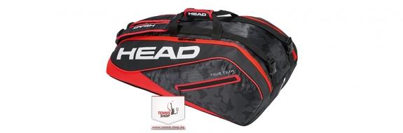 HEAD Tour Team 9R Supercombi BKRD (2018 г) Термобег за тенис