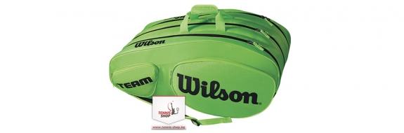 Wilson Team III 12 GRBK (2018 г.) Термобег за тенис