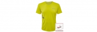 BabolaT T-shirt Flag Core Men Lime Тениска