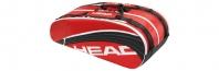 Термобег за тенис HEAD Core Monstercombi Red  (2014 г.)