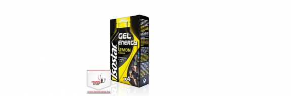Isostar Gel Lemon Енергиен гел Кутия