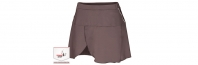 BabolaT Skort Wrap Core Women Dark Gray Пола