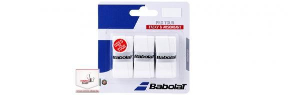 BabolaT Pro Tour White (2016) Покривен грип