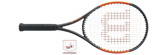 Wilson Burn 100 S CV (2017 г.) Тенис ракета
