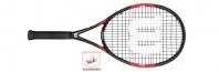 Wilson Federer Tour 105 (2018 г.) Тенис ракета