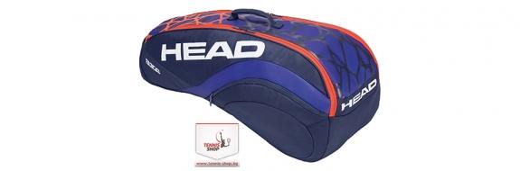 HEAD Radical 6R Combi BLOR (2018 г) Термобег за тенис