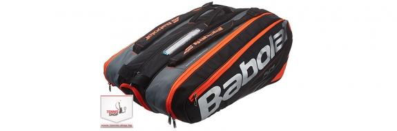 BabolaT Pure Aero RH 12 Red (2017 г.) Термобег за тенис