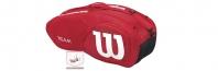 Wilson Team II 6 Red (2016 г.) Термобег за тенис