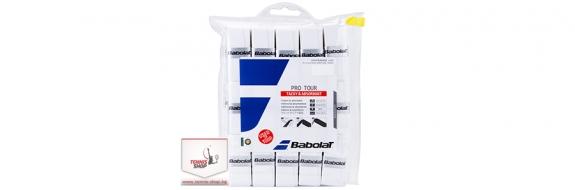 BabolaT Pro Tour White x30 (2016) Покривен грип