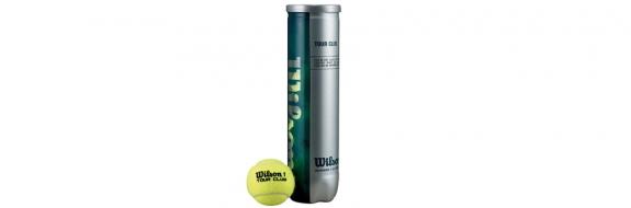 Тенис топки Wilson Tour Club 4