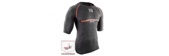 Compressport ON/OFF Top Short Sleeve Тениска