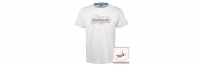 BabolaT T-shirt Training Basic Men White Тениска