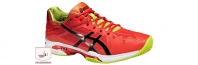 ASICS GEL Solution Speed 3 Clay Orange (2016 г.) Тенис обувки