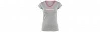 BabolaT T-Shirt Training Women Grey