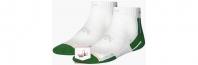 HEAD Performance Quarter WH/Green 2 Чифта Тенис чорапи