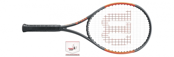 Wilson Burn 100 ULS (2017 г.) Тенис ракета