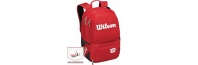 Wilson Tour V Backpack Red S (2016 г.) Раница за тенис