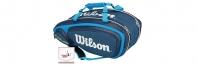 Wilson Tour V 9 Blue (2016 г.) Термобег за тенис