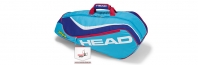 HEAD Junior Combi Novak (2018 г.) Термобег за тенис