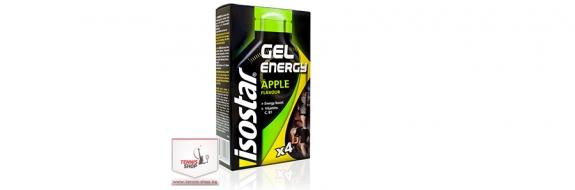 Isostar Gel Apple Енергиен гел Кутия
