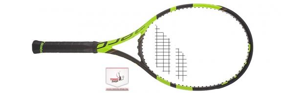 BabolaT Pure Aero VS (2017 г.) Тенис ракета