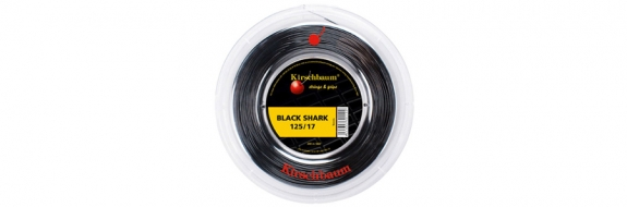 Kirschbaum Black Shark 200 m. кордаж