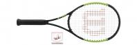 Wilson Blade 98S 18x16 CV (2017 г.) Тенис ракета
