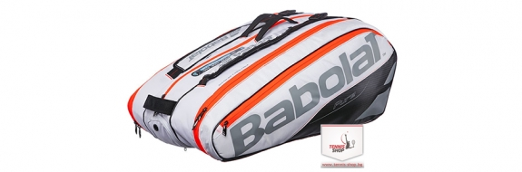 BabolaT Pure Strike RH 12 White Термобег за тенис