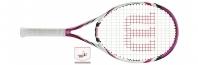 Wilson SIX.TWO 100  Pink Тенис ракета