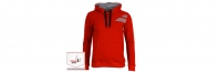 BabolaT Sweat Hoodie Core Men Red (2016 г.) Горнище
