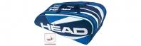 HEAD Elite 12R Monstercombi BLBL (2016 г) Термобег за тенис