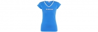 BabolaT T-Shirt Training Girl Blue