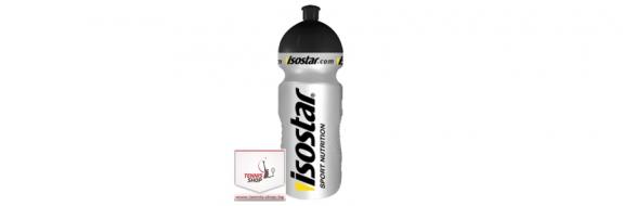 Isostar Sport Bottle/Shaker Silver