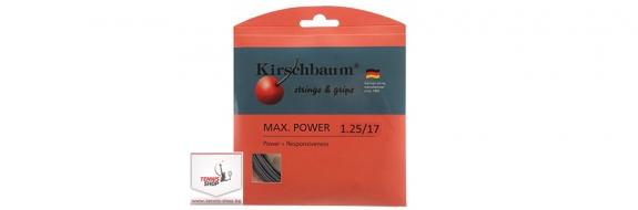 Kirschbaum Max Power 12 m. кордаж