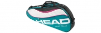 Термобег за тенис HEAD Tour Team Pro Green  (2014 г.)