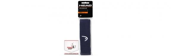 Лента за глава HEAD Headband Dark Blue