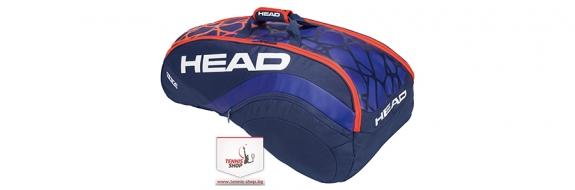 HEAD Radical 9R Supercombi BLOR (2018 г) Термобег за тенис