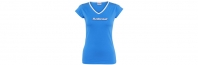 BabolaT T-Shirt Training Women Blue