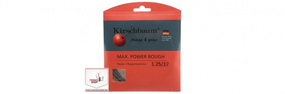 Kirschbaum Max Power Rough 12 m. кордаж