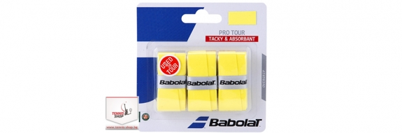BabolaT Pro Tour Yellow (2016) Покривен грип