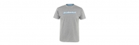 BabolaT T-Shirt Training Boy Grey