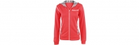 BabolaT Performance Women Warm-up Hooded Jacket 2013 Coral