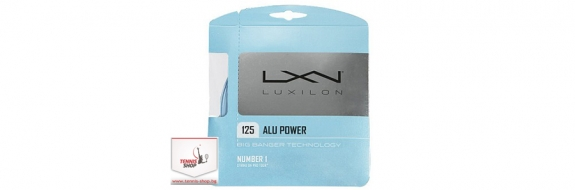 Кордаж Luxilon BB ALU Power Ice Blue