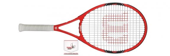 Wilson Federer 100 (2018 г.) Тенис ракета