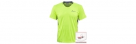 BabolaT T-shirt Crew Neck Perf. Boy Yellow Момчешка тениска