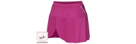 BabolaT Skort Wrap Core Women Plum Пола