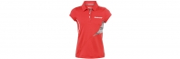 BabolaT Performance Girl Polo Pink 2013