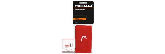 Накитник HEAD Jumbo Wristband Red