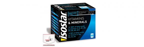 Isostar 360 Витамини и минерали комплекс