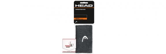 Накитник HEAD Jumbo Wristband Gray